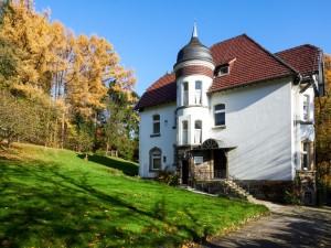 Villa Hagen-Ambrock, Privatpraxis für Neurologie, Außenansicht