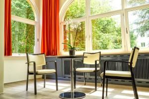 Villa Hagen-Ambrock, Privatpraxis für Neurologie, Innenansicht